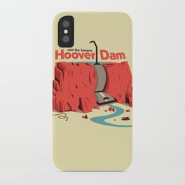 The Hoover Dam iPhone Case