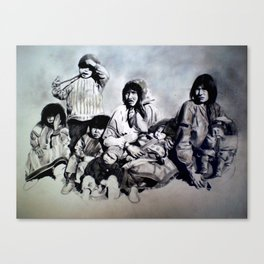 Spirit of the Family Canvas Print