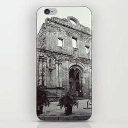 Santo Domingo iPhone Skin