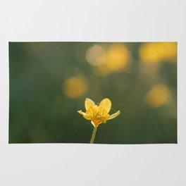 Flowers: III // Oregon Rug
