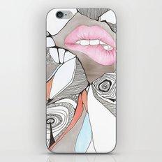 Oops! iPhone Skin