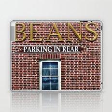 Parking in Rear Laptop & iPad Skin