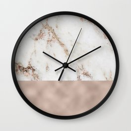 Monte Carlo marble Wall Clock
