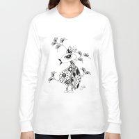 safari Long Sleeve T-shirts featuring SAFARI by Fabi