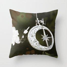 Planetary Magic Throw Pillow
