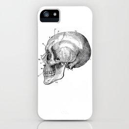 Skull 5 iPhone Case