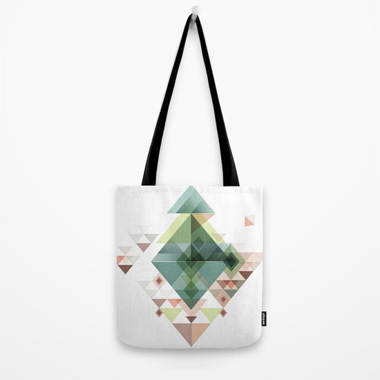 Abstract illustration Tote Bag