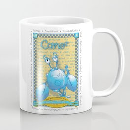 Astrological Zoodiac - Canser Coffee Mug