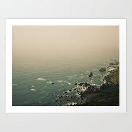 Muir Beach 2 Art Print
