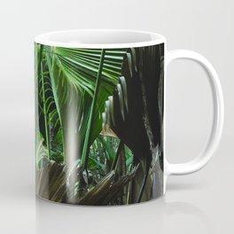 Garden of Eden - Exotic Seychelles Islands, Indian Ocean Coffee Mug