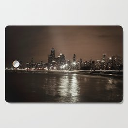 Chicago Nights Cutting Board