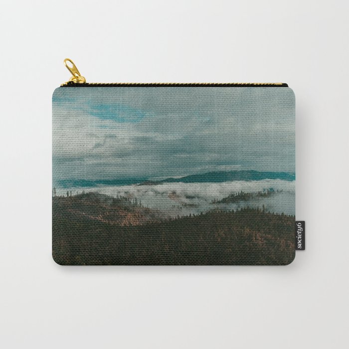 Autumn Wilderness Carry-All Pouch