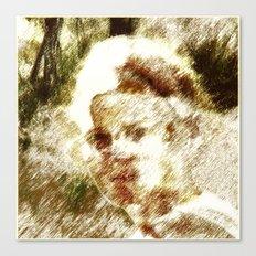 past life  Canvas Print