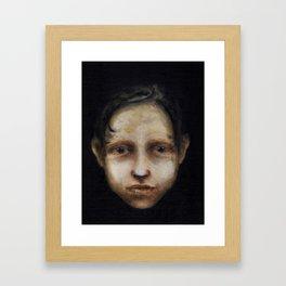 Tjorg Framed Art Print