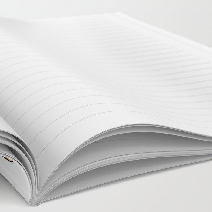 Idiazábal - smoky cheese Notebook