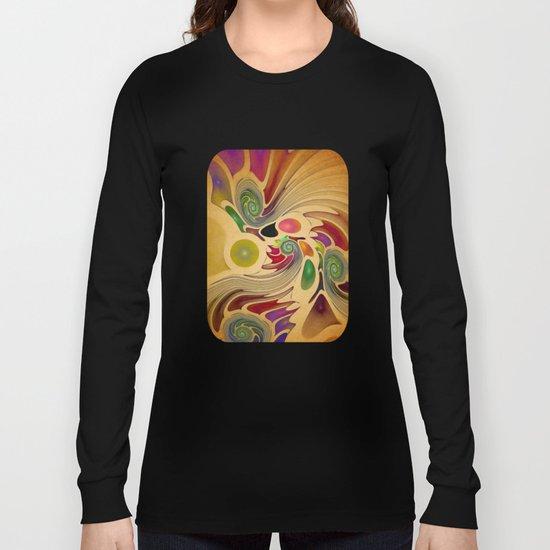 Four-headed Dragon Long Sleeve T-shirt