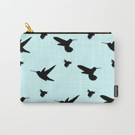 Birds and Bees Carry-All Pouch