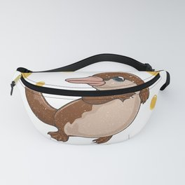Gift Cute Platypus Fanny Pack