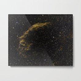 Veil Nebula 2 Metal Print