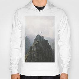 Flying Mountain Explorer - Landscape Photography Hoody