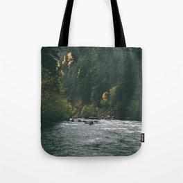 East Fork Hood River Tote Bag