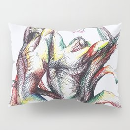 Holding you for Eternity Pillow Sham