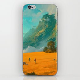 Mountain Trip iPhone Skin