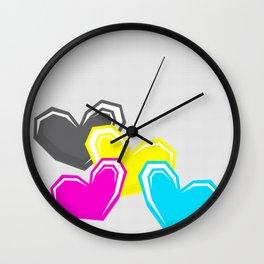 YLMILY Wall Clock
