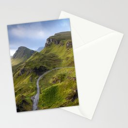 The Road to the Quiraing III Stationery Cards