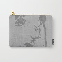 New York City Face Carry-All Pouch