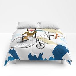 Flying Adventure Comforters