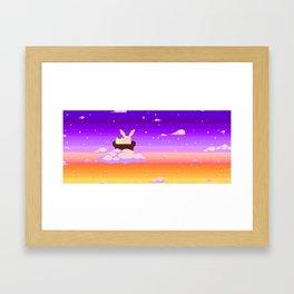Ride Along Framed Art Print
