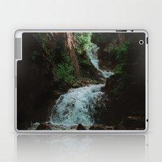 Alaska Waterfall Laptop & iPad Skin