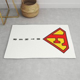 happy father day t-shirt Rug