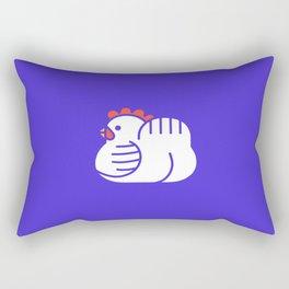 Guess What Rectangular Pillow