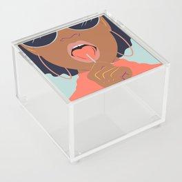 Fun times Acrylic Box