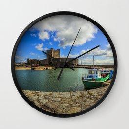 Old Carrickfergus Wall Clock