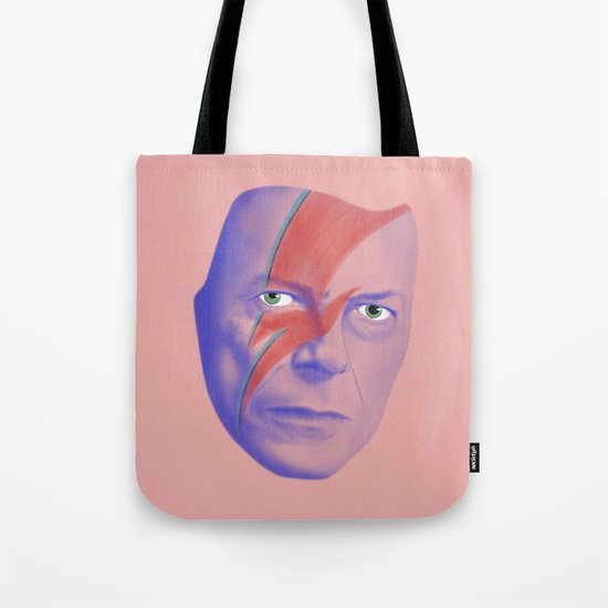 Bowie forever Tote Bag