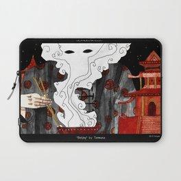 """Beijing"" Illustration Tarmasz Laptop Sleeve"