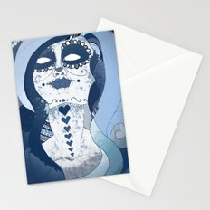 How Blue is Your Heart? Stationery Cards