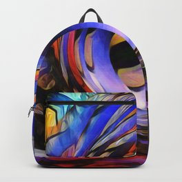 Movements Of A Visionary Backpack