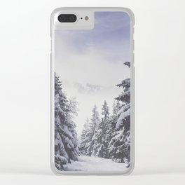 It's gonna clear up Clear iPhone Case