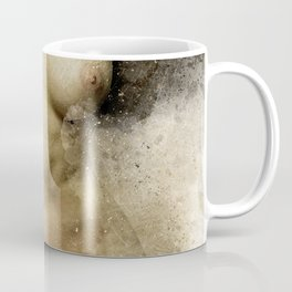 Venus. Nude woman watercolor Coffee Mug