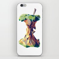 minimalist iPhone & iPod Skins featuring Keep Thinking Different. by Liam Brazier