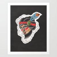test Art Print