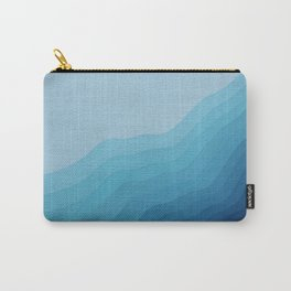 Icy Wave Carry-All Pouch