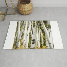 Beautiful pictures - Apen Trees  Rug