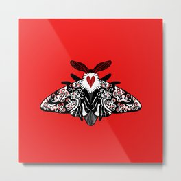MYSTIC BUTTERFLY Metal Print