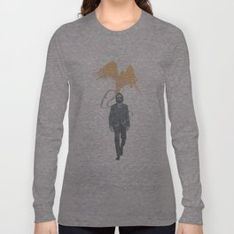 Out of the ashes arose a Phoenix Long Sleeve T-shirt