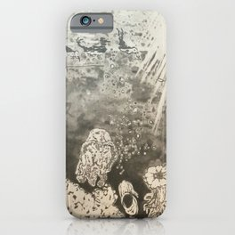 Under The Sea. Some things are better down where it's wetter take it from me iPhone Case